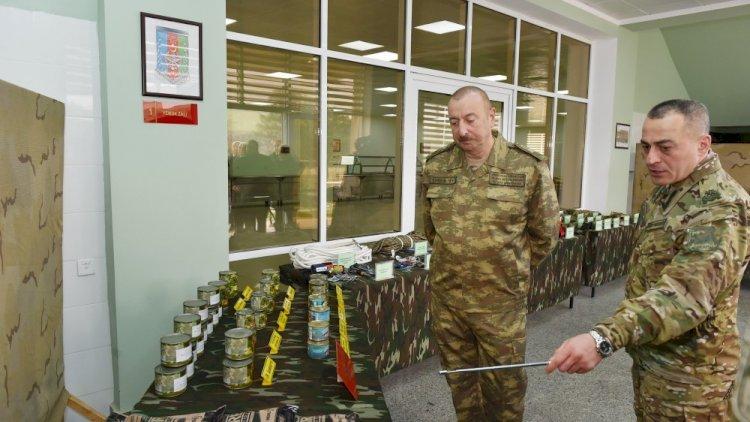 Prezident Hikmət Mirzəyevə general-leytenant ali hərbi rütbəsi verdi